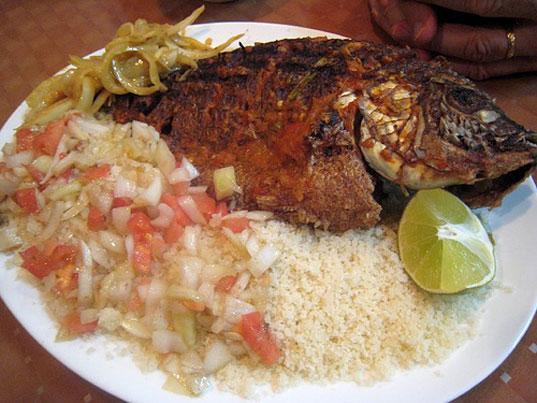 Cuisine atti k et poissons brais s apf ivoirtv net for Abidjan net cuisine africaine