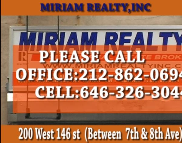 Vid os agence immobiliere miriam realty inc courtier immobilier certifi sit - Agence immobiliere new york ...