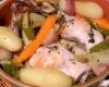 Cuisses de Lapin aux légumes