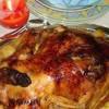 Dinde traditionnelle grecque farcie aux châtaignes et pignons de pin