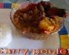 Curry au poulet (cari poulet)